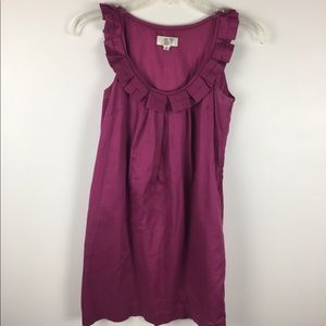 Ann Taylor LOFT Pink Dress Sz 00P